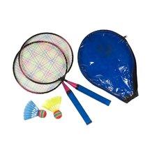 SportX Mini Badmintonset 5-delig