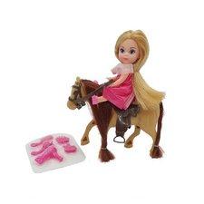 Calleigh Mini Paard met Pop + Accessoires Assorti