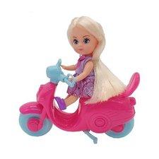 Calleigh Mini Scooter met Pop