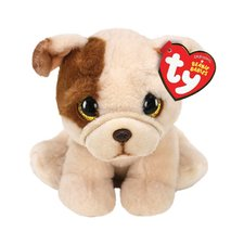 TY Beanie Babies Knuffel Mopshond Hougie 15 cm
