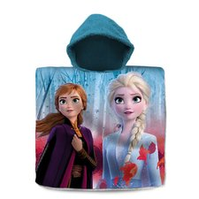 Disney Frozen 2 Poncho 120x60 cm