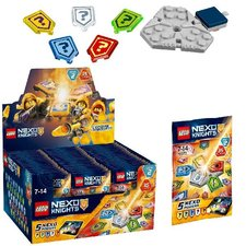 Lego 70373 Nexo Knights Collectable Assorti Display 45 Stuks