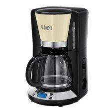 Russell Hobbs 24033-56 Colours Plus+ Koffiezetapparaat Crème/Zwart