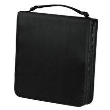 Hama Cd Wallet Nylon 160,Zwart