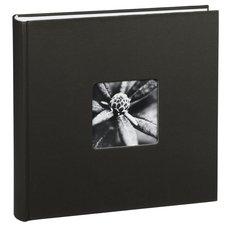 Hama Album XL Fine Art 30x30 Cm 100 Witte Pagina's Zwart