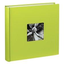 Hama Album XL Fine Art 30x30 Cm 100 Witte Pagina's Kiwi