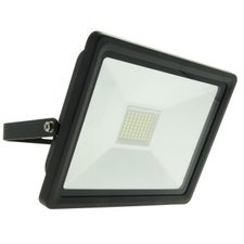 Profile Prolight LED Floodlight 50 Watt With Easy Connect System Black