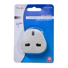 Continental Travel Adapter