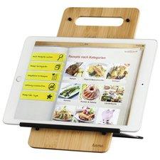 Hama Houder Timber Voor Tablet-pc's Van 7 - 10,5 Bamboe