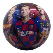 Barcelona Voetbal met Frenkie de Jong