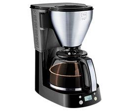 Melitta 1010-15 Easy Top Timer Koffiezetter Zwart 1050W