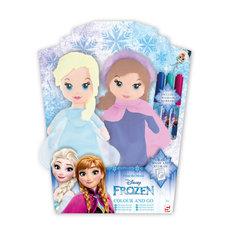 Disney Frozen Herkleurbare Figuurtjes