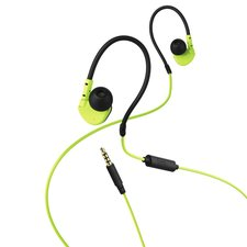 Hama In-ear-stereo-headset Active Zwart/groen