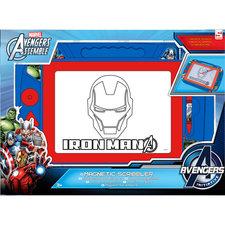 Avengers Magnetisch Tekenbord + Stempels