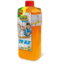 SES Creative Slime Battle Navulling Neon Oranje 750 ml