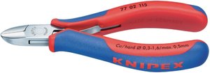 Knipex 77 02 115 Side-cutting Pliers Small Bevel