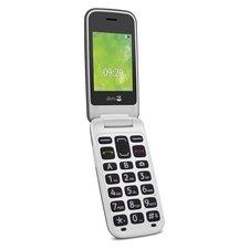 Doro 2414 ST/WH GSM Mobiele Telefoon Zwart/Grijs