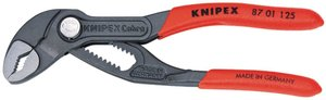 Knipex 87 01 125 Slip-joint Gripping Pliers 125 Mm