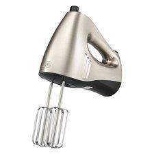 Solis 8371 Hand and Stick Handmixer RVS/Zwart