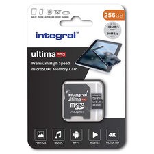 Integral Micro-sdxc V30 100/90mb 256gb