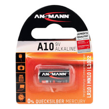 Ansmann Batterij Alk 9v A10/lr10