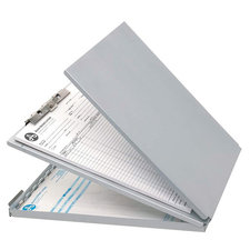 Westcott AC-E17002 Klembord Met Opbergvak Aluminium A4 (9