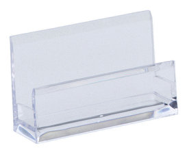 Alco AL-4456-22 Visitekaartjeshouder 115x60x30mm Acryl Transparant