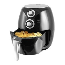 Emerio AF-112828 Smart Fryer 3.6L 1400W Zwart/Zilver