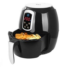 Emerio AF-115668 Smart Fryer 3.6L 1400W Zwart/Zilver