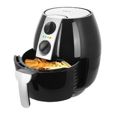 Emerio AF-116073 Smart Fryer 4.5L 1500W Zwart/Zilver