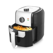 Emerio AF-123543 Smart Fryer 5.5L 1400W Zwart/Zilver