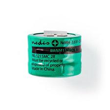Nedis BANM1170SC3 Nikkel-metaalhydride-accu 3,6 V 170 Mah Soldeerlip