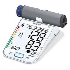 Beurer BM77 Bloeddrukmeter met Bluetooth + Opbergtas Wit