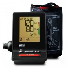 Braun BP-6200 Bovenarm Bloeddrukmeter Zwart