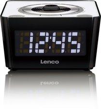 Lenco CR-16 Wekkerradio Wit
