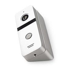 Nedis DOORC10AL Deurvideocamera Hoek Van 110° Ir-nachtzicht Ip66 Metaal