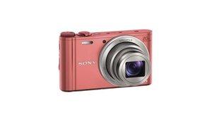 Sony DSCWX350P CMOS Digitale Fotocamera Roze