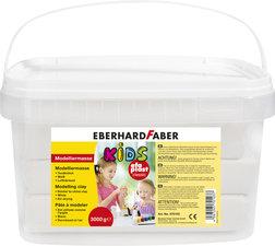 Eberhard Faber EF-570103 Boetseerklei 3KG In Een Emmer
