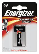 Energizer EN-E300127700 Alkaline Batterij 9 V Power 1-blister