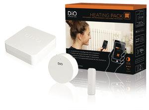 DI-O ED-GW-02 Smart Home Centrale Verwarmingsset 433 Mhz / 868 Mhz