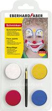 Eberhard Faber EF-579010 Schminkset Clown