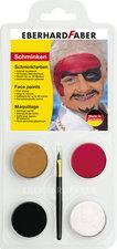 Eberhard Faber EF-579014 Schminkset Piraat