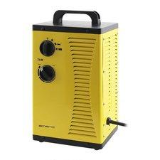 Emerio FH-110705 Ventilatorkachel Geel/Zwart