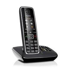 Gigaset C530A Duo Draadloze Telefoon met Antwoordapparaat 2 Stuks Zwart