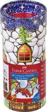 Faber Castell FC-155518 Waterbasis Viltstiften Faber-Castell Connector 18 Stuks