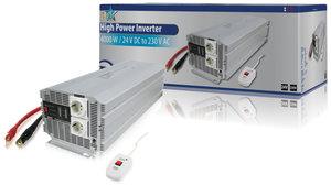 Hq Inv4000-24 High Power Omvormer - 230 V 4000 W