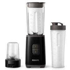 Philips HR2603/90 Mini Blender + Beker 600 ml Zwart