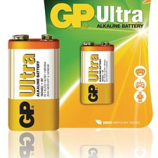 Gp Gpb1018 Batterij Alkaline Lr22 9 V Ultra 1-blister