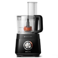 Philips HR7510/00 Viva Compact Keukenmachine Zwart