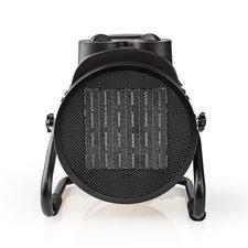Nedis HTIF30FYW Industriële Keramische Ventilatorkachel Thermostaat 3 Standen 3000 W Geel